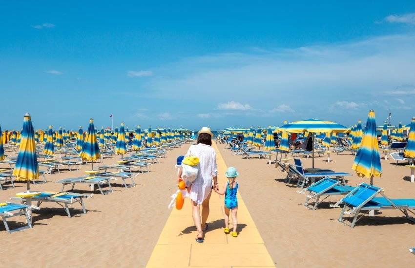 Offerte Hotel Bellaria con spiaggia