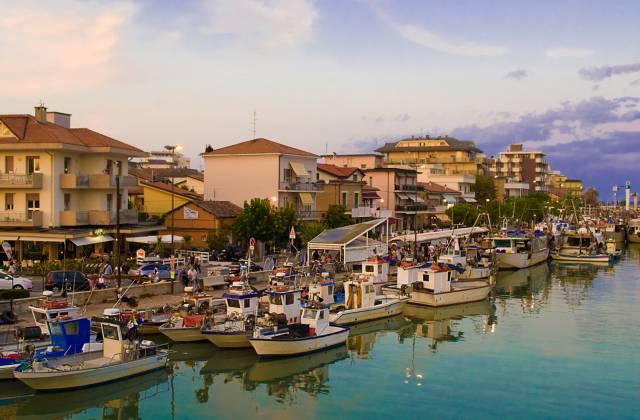 Porto canale Bellaria